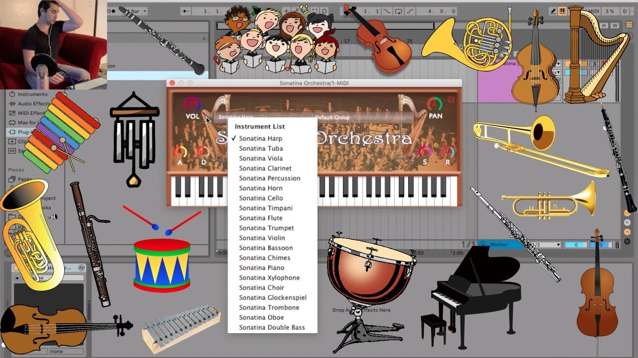 Sonatina Orchestra Vst Bundle Review Free Orchestral Vst Plugins Pack Youtube