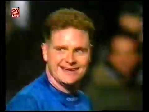 As Live: 1996 Scottish Cup Semi Final Rangers V Celtic