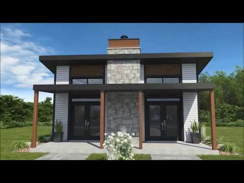 Architectural Designs House Plan 22403DR Virtual Tour