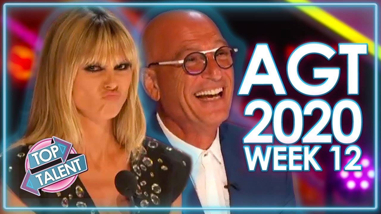 America's Got Talent 2020 QUARTER FINALS Part 4! | WEEK 12 | Top Talent
