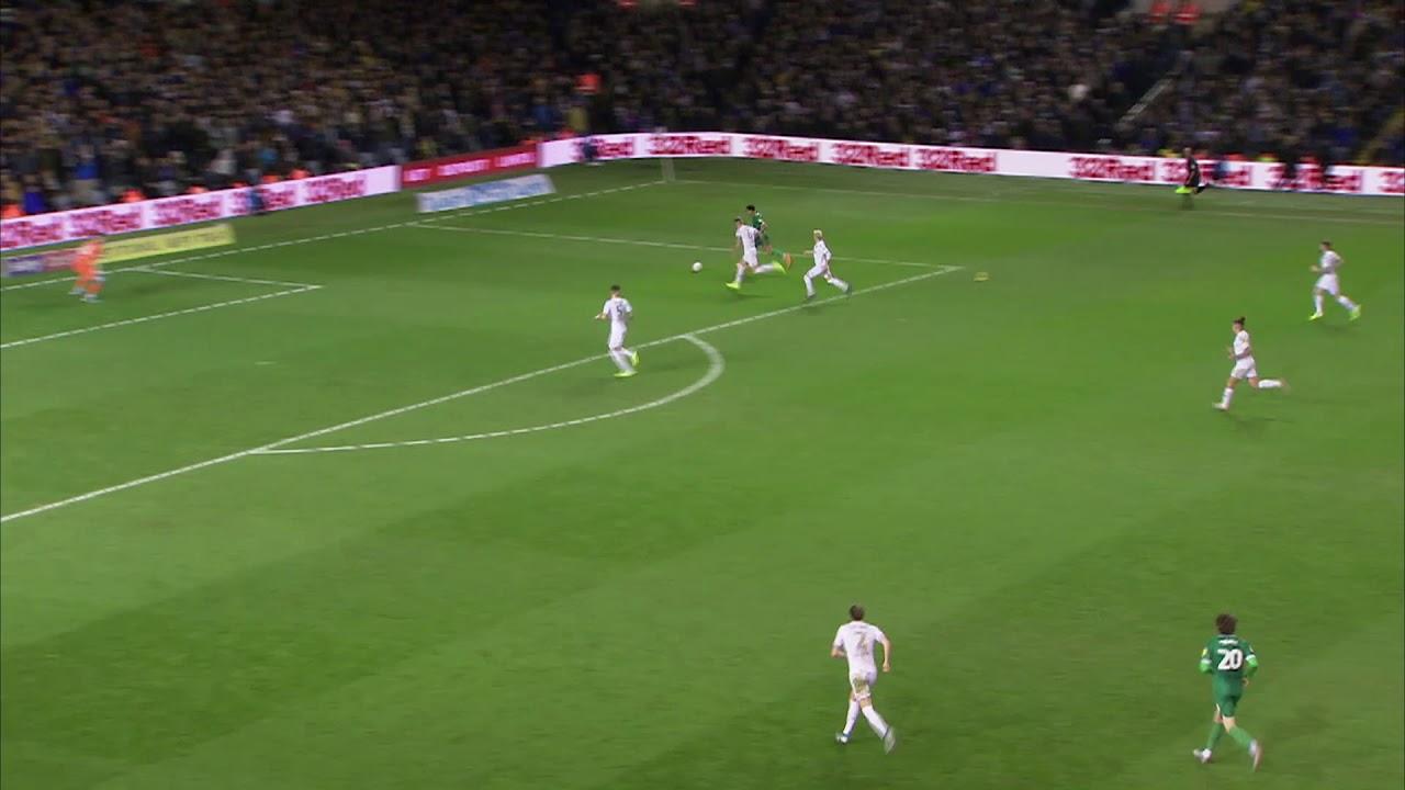 Лидс Юнайтед  0-2  Шеффилд Уэнсдэй видео