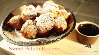 Simple Recipes - Sweet Potato Poppers