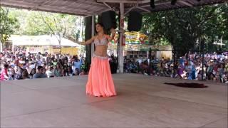 Expoflora 2016 - Solo Talita Vital - Primeira Entrada