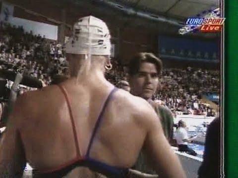 #Schwimmerin Claudia Poll #großgewachsen | 191 cm