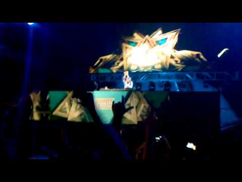 ULTRA South Africa Johannesburg 2015 Armin's opening set