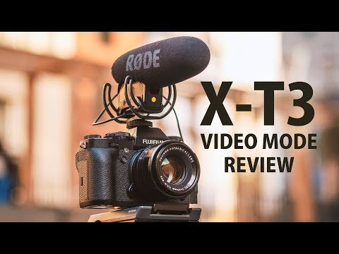Review: Fujifilm X-T3 For Filmmaking