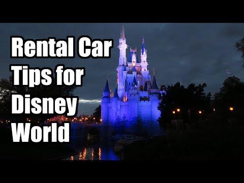 Best Tips For Renting Car At Walt Disney World In Orlando Florida