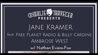 Jane Kramer Album Release Show w/ Free Planet Radio & Billy Cardine @ Ambrose West 3-2-2019