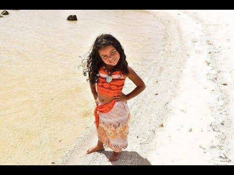 Cumpleaños de Arianny de Moana En un Resort en Kissimmee, FL