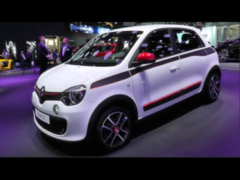 renault twingo 2016 in detail review walkaround interior. Black Bedroom Furniture Sets. Home Design Ideas