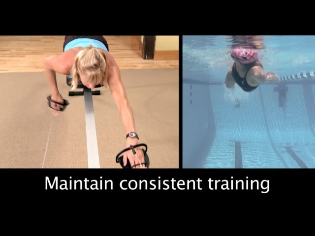Efficient Swimming FAQ: Can swimming  at home on the Vasa Ergometer replace pool training? YES!