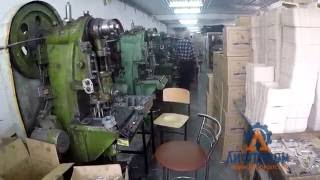 видео Монтаж шахтного грузового подъемника
