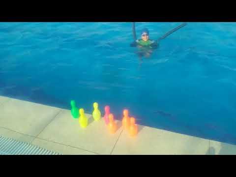 juegos-en-natación-para-niños!