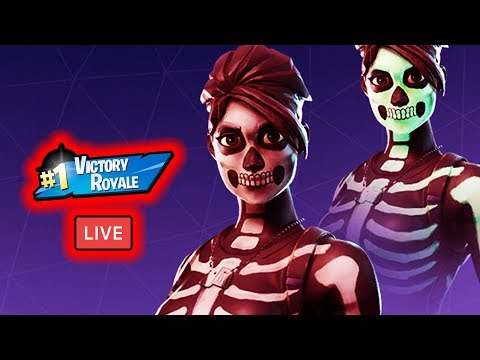 FORTNITE - NIGHTMARES HORROR MODE! Zombie Duos Slayer!