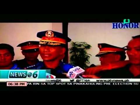 [News@6] PNP magpapatupad ng maxim-tolerance sa mga nagprotesta sa Koronadal City