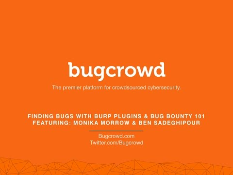 Finding Bugs with Burp Plugins & Bug Bounty 101