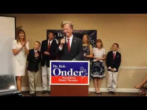Onder for Senate Victory Speech 2014 - Part 1