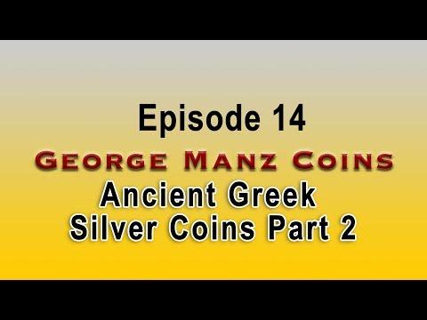 14) Ancient Greek Silver Coins Part 2