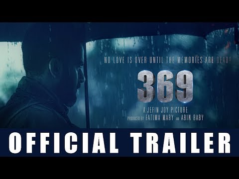 '369' Malayalam Movie Official Trailer | Hemanth Menon | Jef