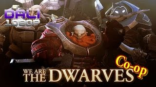 We Are The Dwarves Co-op PC Gameplay 1080p 60fps
