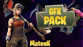 FORTNITE GFX PACK/+60 renders !!