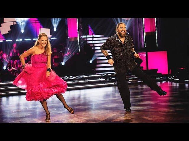 rickard lets dance