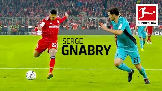 Serge Gnabry - With Unstoppable Speed & Goals To The Top