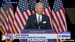 Biden Tells Kamala Harris's Husband: Get Ready to Be 'America's First Second Gentleman'