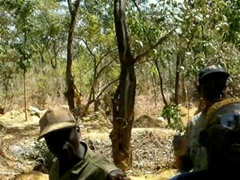 Africa Mali Goldmine & Bander