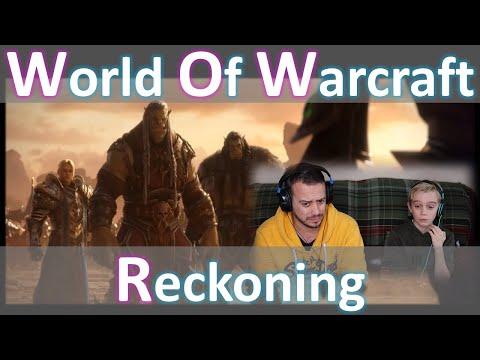 World Of Warcraft: Reckoning | Cinematic Trailer | Reaction