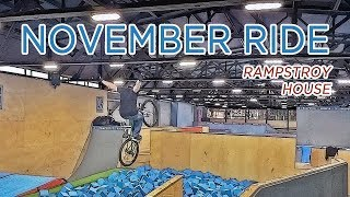 November Ride (Rampstroy House)