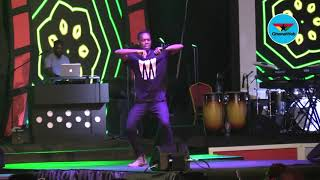 Tulenkey performs at Decemba2Rememba