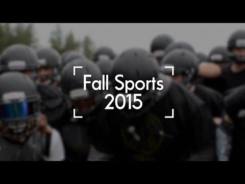 Lynnwood High School's Fall Sports 2015