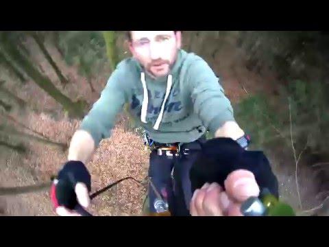 Klettergurt Tree Austria : Meine seilklettertechnik skt am baum srt tree climbing Самые
