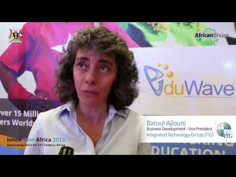 Innovation Africa 2015 Feedback Video 2   HP, Pearson, Samsung, Eagle Scientific, ITG, Wiley, BRCK