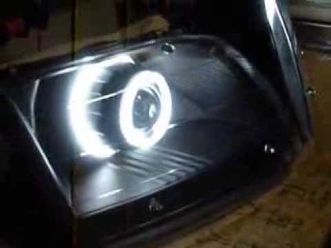 97 03 F 150 55 Watt Hid Bi Xenon Projector Retro Fit By