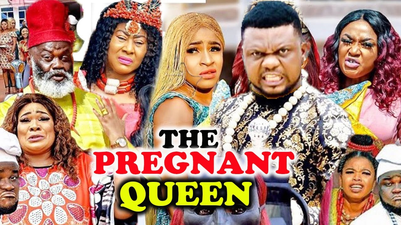 THE PREGNANT QUEEN Complete Part 1&2- [NEW MOVIE]KEN ERICS/LIZZYG LATEST NIGERIAN NOLLYWOOD MOVIE