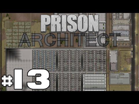 Prison Architect SuperMax #13 - MOAR Solitary!