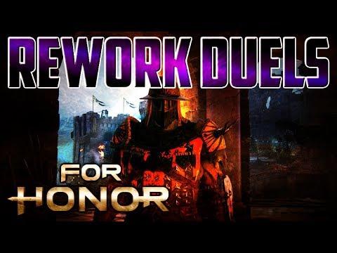 [For Honor] Reworked Conqueror Vs Berserker! Spliced VS Havok!