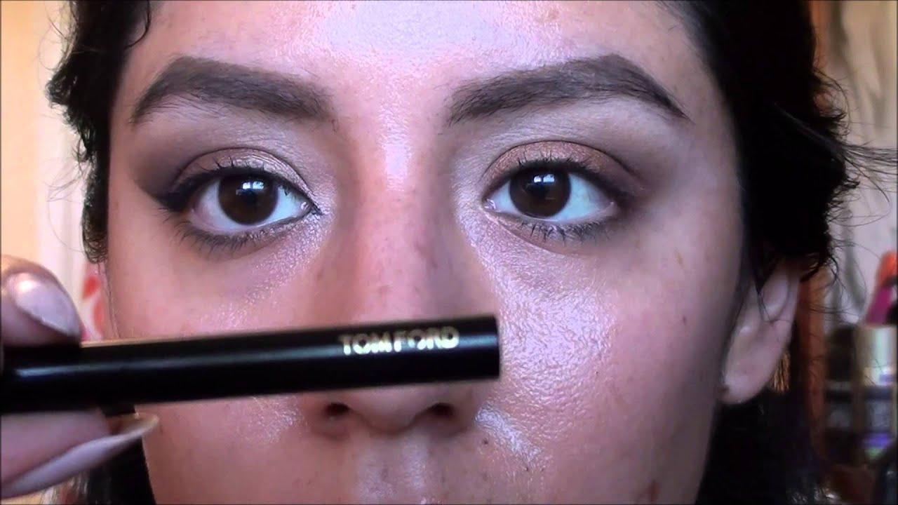 Embrace Hooded Downturned Eyes Makeup Tutorial ...