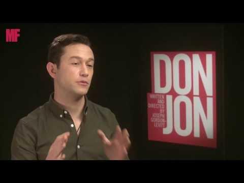 Joseph Gordon-Levitt Don Jon Training