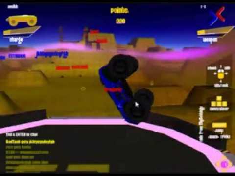 TeamTanks a Gamevial.com game - YouTube