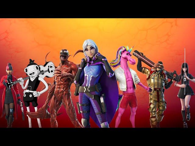 Fortnite Season 8 Gameplay Easy Victory Royale
