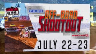 July 22nd-23rd, 2017-GEICO Off Road Shootout Presented by General Tire