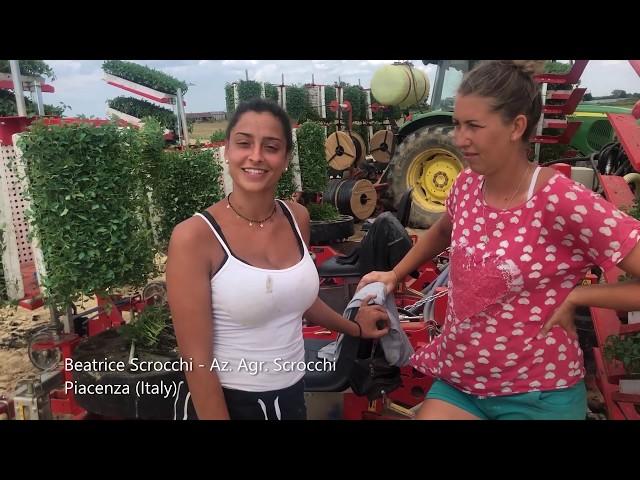TESTIMONIAL CHECCHI & MAGLI - Beatrice Scrocchi - Az. Agr. Scrocchi (ITALY)