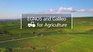 EGNOS and Galileo for Agriculture (EN)