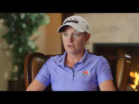 Stacy Lewis on preparing for the U.S. Women's Open