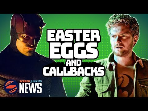 Download Youtube: Defenders Easter Eggs and Callbacks