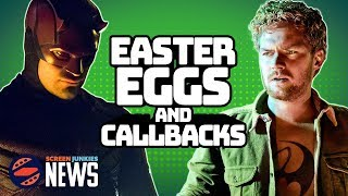 Defenders Easter Eggs and Callbacks