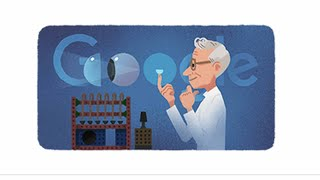 Google Doodle: Czech Chemist, inventor of contact lens Otto Wichterle honoured
